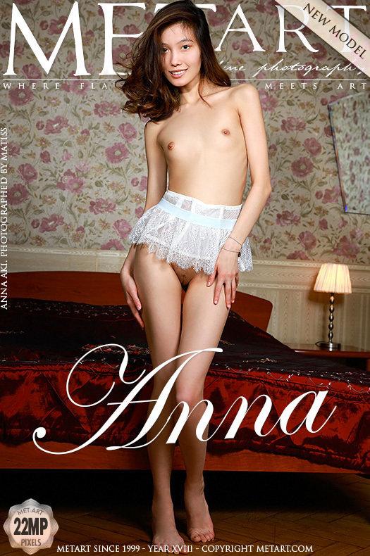 Metart Anna Aki in Presenting Anna Aki  [IMAGESET METARTNETWORK HD SITERIP] PORN RIP