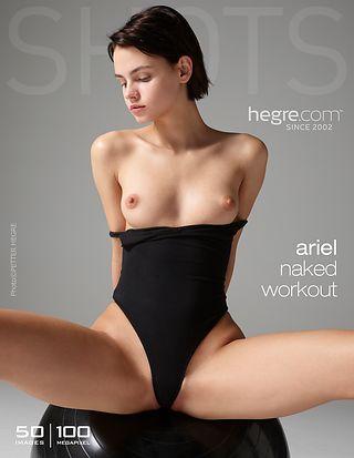 Hegre-Art Ariel naked workout  [Siterip FULL VIDEO/IMAGESET] PORN RIP