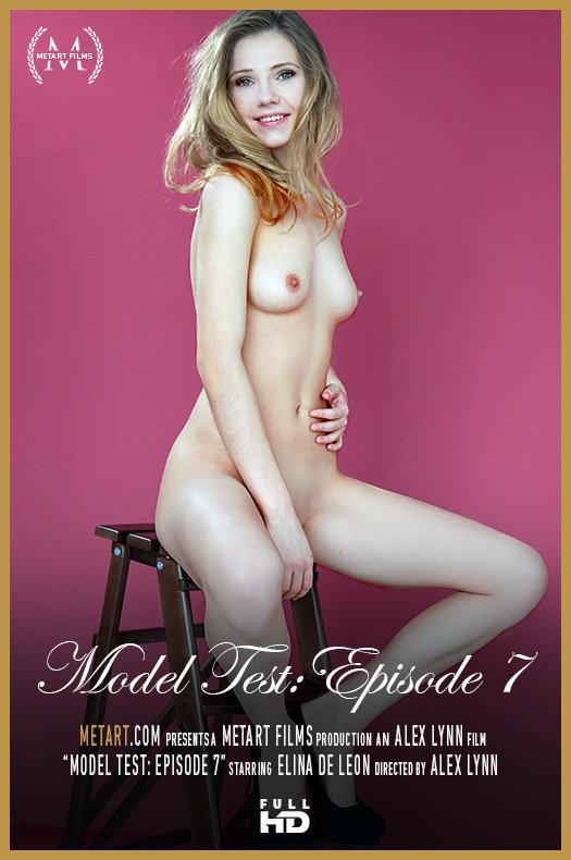 Metart Elina De Leon in Model Test: Episode 7  [IMAGESET METARTNETWORK HD SITERIP] PORN RIP