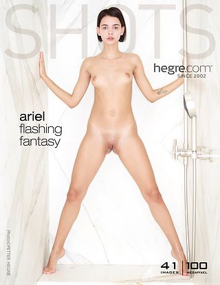Hegre-Art Ariel flashing fantasy  [Siterip FULL VIDEO/IMAGESET] PORN RIP