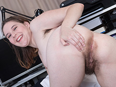 WeareHairy Eleanor Rose Eleanor Rose strips naked after a phone call  [FULL PICSET Highres WEBRIP] PORN RIP