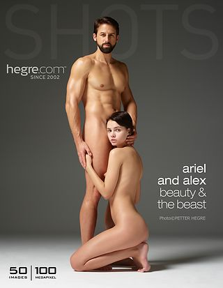 Hegre-Art Ariel and Alex beauty and the beast  [Siterip FULL VIDEO/IMAGESET] PORN RIP