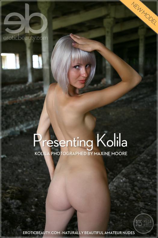 Erotic-Beauty Kolila in Presenting Kolila  Siterip Imageset Erotic-Beauty.com PORN RIP