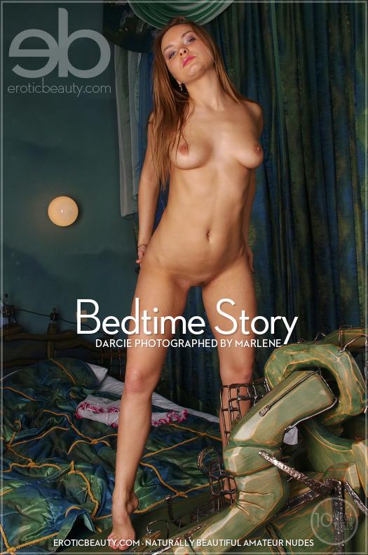Erotic-Beauty Darcie in Bedtime Story  Siterip Imageset Erotic-Beauty.com PORN RIP
