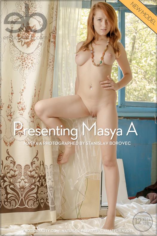 Erotic-Beauty Masya A in Presenting Masya A  Siterip Imageset Erotic-Beauty.com PORN RIP