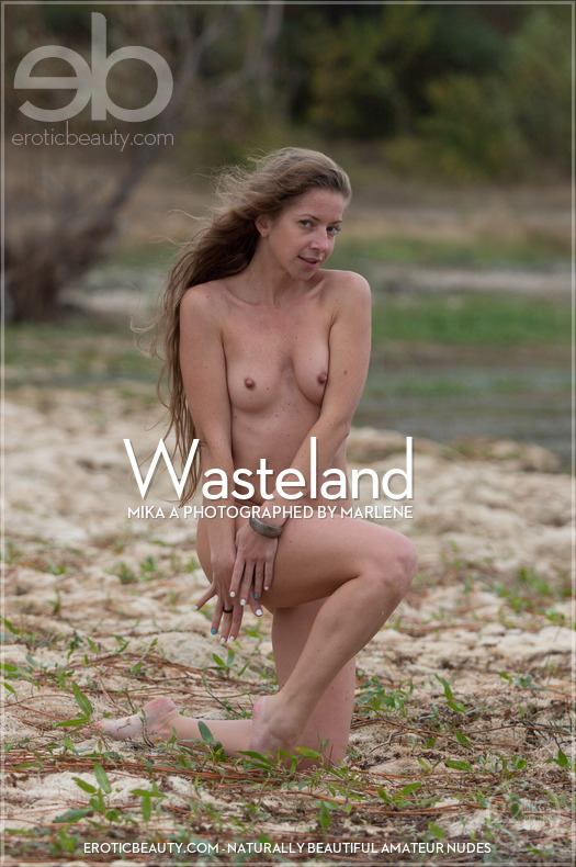 Erotic-Beauty Mika A in Wasteland  Siterip Imageset Erotic-Beauty.com PORN RIP