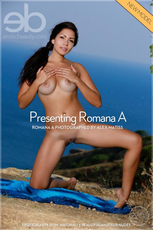 Erotic-Beauty Romana A in Presenting Romana A  Siterip Imageset Erotic-Beauty.com PORN RIP