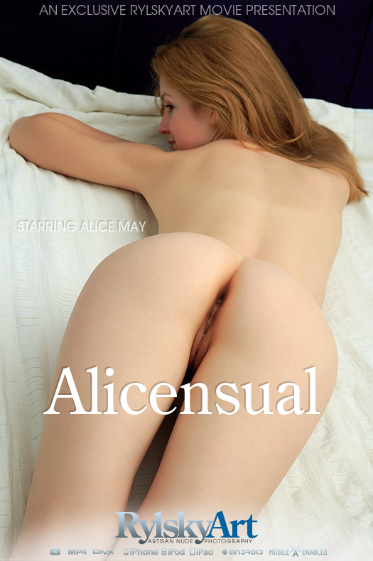 Rylskyart Alice May in Alicensual 21.04.2017 [IMAGESET FULLHD SITERIP] PORN RIP