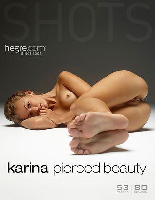 Hegre-Art Karina pierced beauty  [Siterip FULL VIDEO/IMAGESET] PORN RIP