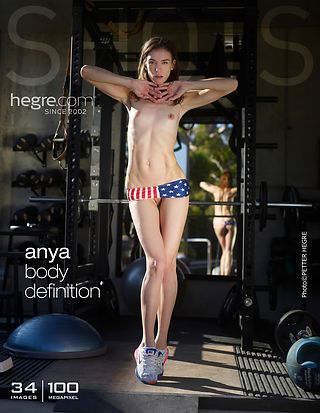 Hegre-Art Anya body definition  [Siterip FULL VIDEO/IMAGESET] PORN RIP