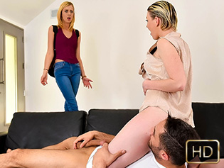 TeamSkeet Haley Reed and Marie McCray in If You Dont Fuck Him Mommy Will - Badmilfs  [SITERIP XXX MICROSHARE] PORN RIP