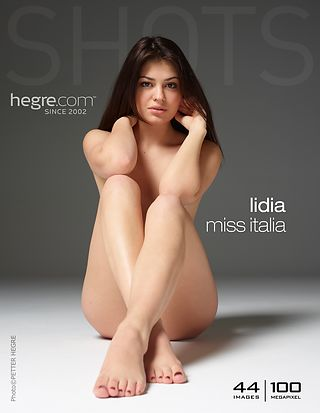 Hegre-Art Lidia miss Italy  [Siterip FULL VIDEO/IMAGESET] PORN RIP