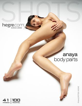 Hegre-Art Anaya body parts  [Siterip FULL VIDEO/IMAGESET] PORN RIP