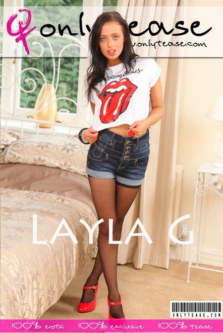 OnlyTease Layla G Monday, 22 May  [IMAGESet Siterip Onlyallsites] PORN RIP