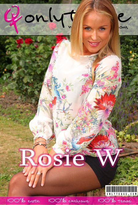 OnlyTease Rosie W Wednesday, 24 May  [IMAGESet Siterip Onlyallsites] PORN RIP