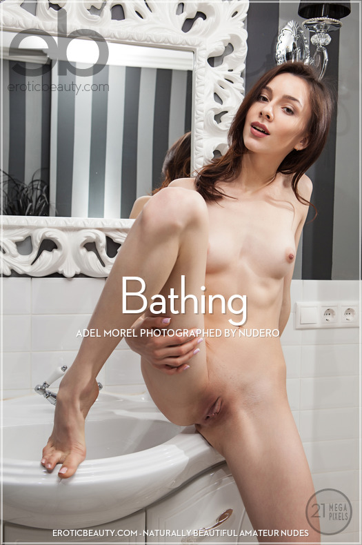 Erotic-Beauty Adel Morel in Bathing  Siterip Imageset Erotic-Beauty.com PORN RIP