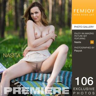 FEMJOY Nasita in Premiere May 31, 2017 [IMAGESET MP16 NUDEART] PORN RIP