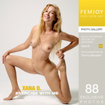 FEMJOY Xana D. in Exercise With Me June 16, 2017 [IMAGESET MP16 NUDEART] PORN RIP