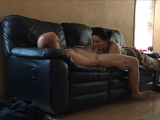 YourVoyeurVideos  Man receives oral sex from his wife PaysiteRip VoyeurXXX PORN RIP