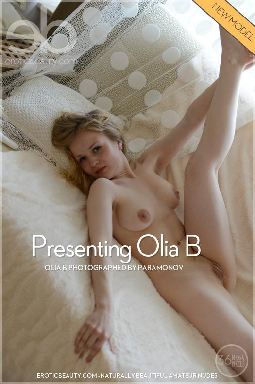 Erotic-Beauty Olia B in Presenting Olia B  Siterip Imageset Erotic-Beauty.com PORN RIP