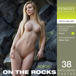 FEMJOY Acacia in On The Rocks June 22, 2017 [IMAGESET MP16 NUDEART] PORN RIP