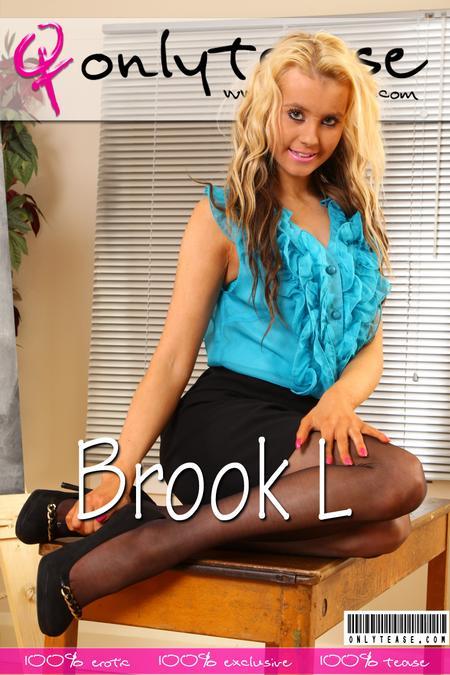 OnlyTease Brook L Saturday, 15 July  [IMAGESet Siterip Onlyallsites] PORN RIP
