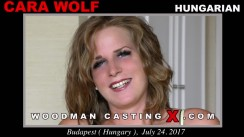 WoodmancastingX Cara Wolf 18:42  [SITERIP XXX ] PORN RIP