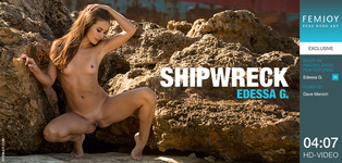 FEMJOY Edessa G. in Shipwreck July 2, 2017 [IMAGESET MP16 NUDEART] PORN RIP