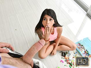 TeamSkeet Sadie Pop in Childish Babe Building Cox - Exxxtra small  [SITERIP XXX MICROSHARE] PORN RIP