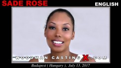 WoodmancastingX Sade Rose 23:48  [SITERIP XXX ] PORN RIP