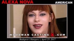 WoodmancastingX Alexa Nova 34:27  [SITERIP XXX ] PORN RIP
