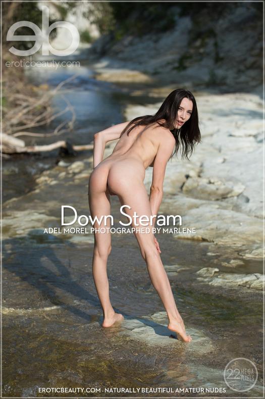 Erotic-Beauty Adel Morel in Down Stream  Siterip Imageset Erotic-Beauty.com PORN RIP