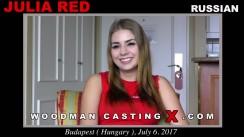 WoodmancastingX Julia Red 21:41  [SITERIP XXX ] PORN RIP