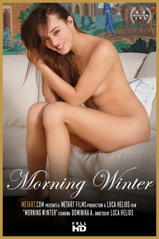 Metart Dominika A in Morning Winter  [IMAGESET METARTNETWORK HD SITERIP] PORN RIP