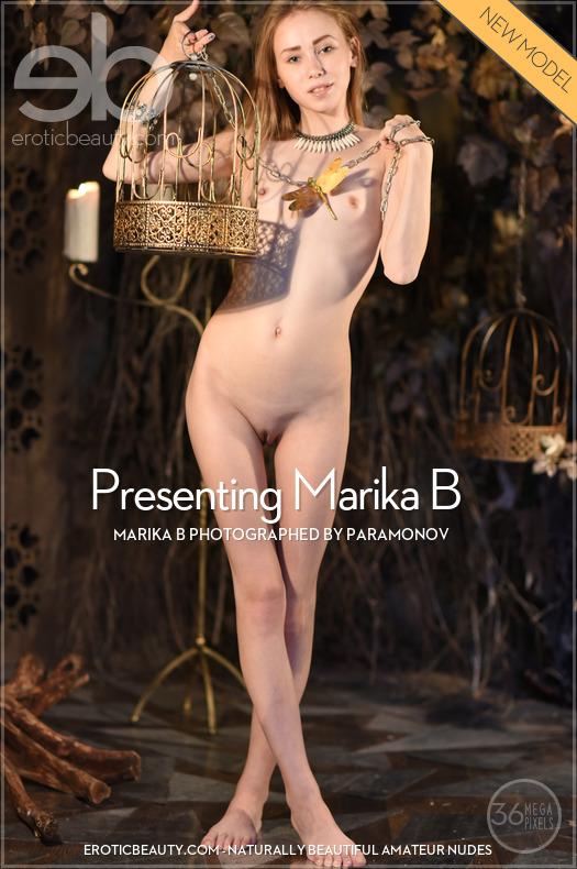 Erotic-Beauty Marika B in Presenting Marika B  Siterip Imageset Erotic-Beauty.com PORN RIP