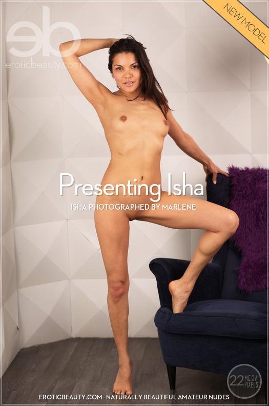 Erotic-Beauty Isha in Presenting Isha  Siterip Imageset Erotic-Beauty.com PORN RIP
