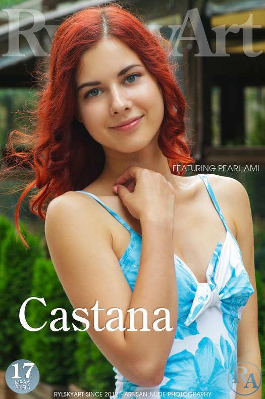 Rylskyart Pearl Ami in Castana 27.09.2017 [IMAGESET FULLHD SITERIP] PORN RIP