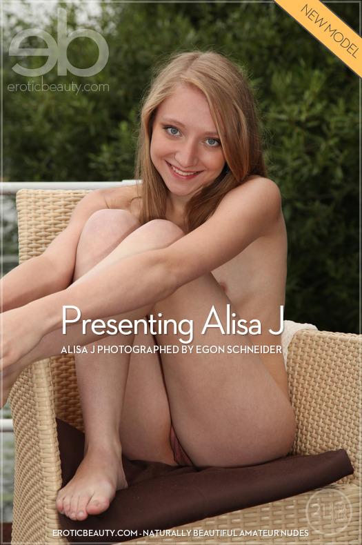 Erotic-Beauty Alisa J in Presenting Alisa J  Siterip Imageset Erotic-Beauty.com PORN RIP