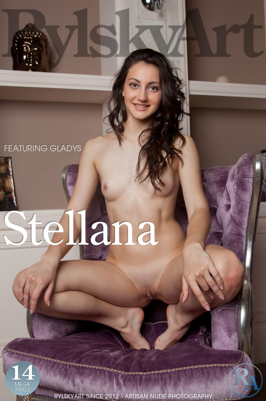 Rylskyart Gladys in Stellana 08.09.2017 [IMAGESET FULLHD SITERIP] PORN RIP