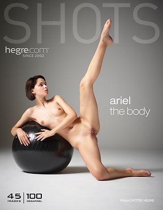 Hegre-Art Ariel the body  [Siterip FULL VIDEO/IMAGESET] PORN RIP