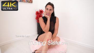 Wankitnow Tammie Lee  Daring Sister:Pt1  SITERIP VIDEO PORN RIP