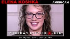 WoodmancastingX Elena Koshka  1:56:41  [SITERIP XXX ] PORN RIP