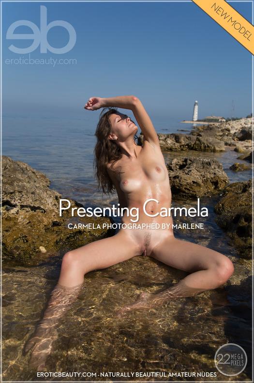 Erotic-Beauty Carmela in Presenting Carmela  Siterip Imageset Erotic-Beauty.com PORN RIP