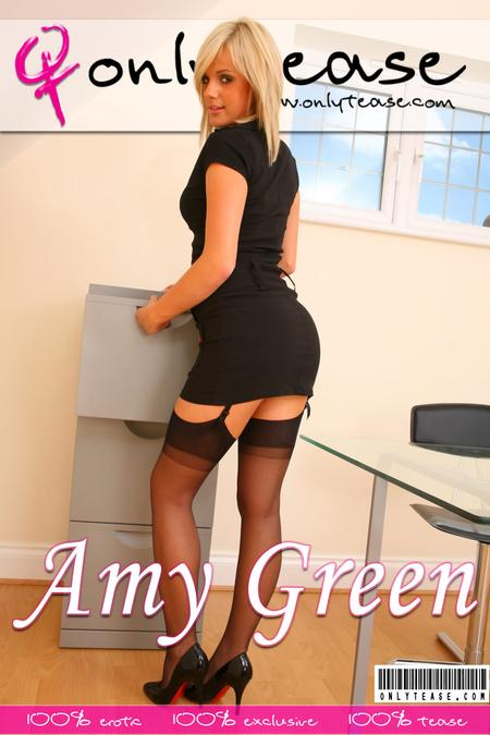 OnlyTease Amy Green Saturday, 16 September  [IMAGESet Siterip Onlyallsites] PORN RIP