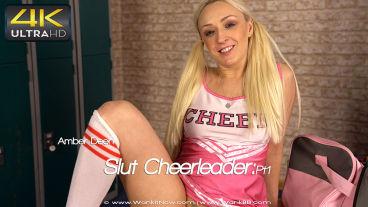 Wankitnow Amber Deen  Slut Cheerleader:Pt1  SITERIP VIDEO PORN RIP