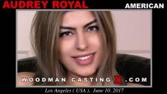 WoodmancastingX Audrey Royal 18:49  [SITERIP XXX ] PORN RIP