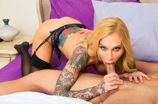NaughtyAmerica Neighbor Affair starring Sarah Jessie & Ryan Driller  [WEBRIP 720p NA.com] PORN RIP
