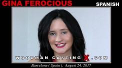 WoodmancastingX Gina Ferocious 21:45  [SITERIP XXX ] PORN RIP