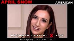 WoodmancastingX April Snow 24:40  [SITERIP XXX ] PORN RIP