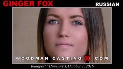 WoodmancastingX Ginger Fox 21:09  [SITERIP XXX ] PORN RIP